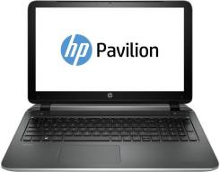 "HP Pavilion 15. 15.6"", 64,0ГГц, ОЗУ 4096 Мб, диск 500 Гб, WiFi, Bluetooth, аккумулятор на 3 ч."