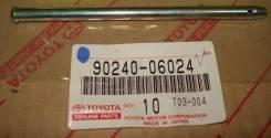 Направляющая суппорта. Toyota Sequoia, USK65, UCK60L, UCK65, UCK60, USK60, UCK65L Toyota Land Cruiser, HZJ73HV, HZJ73V, FZJ105, UZJ100L, HDJ100L, URJ2...