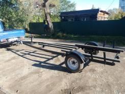 Прицеп для лодки. Г/п: 750 кг.