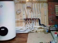 Проектирование, ремонт и монтаж любых систем отоплений любыз