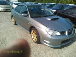 Порог пластиковый. Subaru Impreza WRX STI, GDB