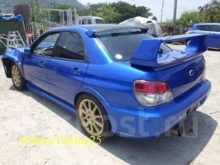 Бампер. Subaru Impreza WRX STI, GDB, GGB