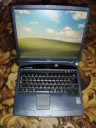 """Toshiba Dynabook. 15"""", 1,8ГГц, ОЗУ 512 Мб, диск 40 Гб, Bluetooth"""