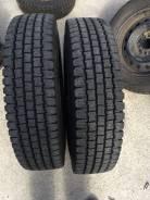 Bridgestone Blizzak W969. Зимние, без шипов, 2015 год, износ: 5%, 2 шт