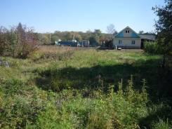 Земельный участок в Новосысоевке. 1 000 кв.м., собственность, от агентства недвижимости (посредник)