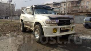 Toyota Land Cruiser. автомат, 4wd, 4.0, бензин