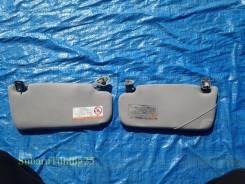 Козырек солнцезащитный. Subaru Impreza WRX STI, GGB, GDB