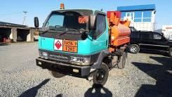 Mitsubishi Canter. Продается бензовоз 4WD бочка 3 куба, 5 200 куб. см., 3,00куб. м.