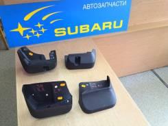 Брызговики Subaru Forester SH c 2008