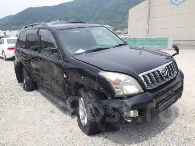Toyota Land Cruiser Prado. TRJ120, 2TR