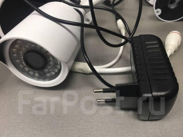 IP-видеонаблюдение.