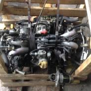 Двигатель в сборе. Subaru Impreza Двигатель EJ152