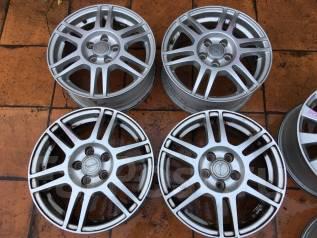 Bridgestone. 6.5x15, 5x100.00, ET45, ЦО 60,1мм.