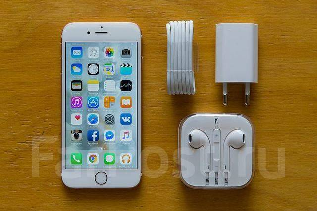 Apple iPhone 6s. Новый, 128 Гб, 3G
