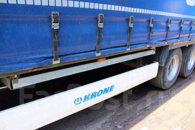 Krone SD. Шторный полуприцеп крона 2011 года без пробег по РФ, 41 000 кг.