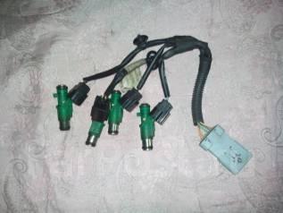 Инжектор. Peugeot 206