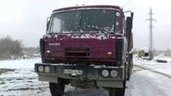 Tatra T815. Татра 815, 3 000 куб. см., 17 000 кг.