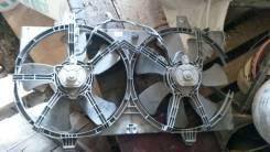 Вентилятор охлаждения радиатора. Nissan Wingroad