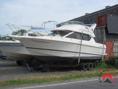 Bayliner. Год: 1998 год, длина 8,00м., двигатель стационарный, 170,00л.с., дизель. Под заказ