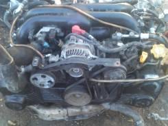 Двигатель в сборе. Subaru Impreza Subaru Legacy B4 Subaru Legacy Двигатель EJ20X