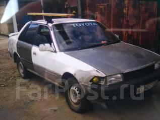 Toyota Corona. автомат, 4wd, 1.6, бензин