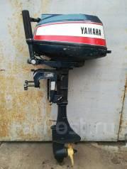 Yamaha. 5,00л.с., 2-тактный, бензиновый, нога S (381 мм), 1992 год год