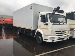 Камаз 4308. Фургон изотермический на шасси , 7 800 куб. см., 5 600 кг.