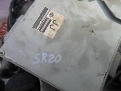 Блок управления двс. Nissan R'nessa, N30 Двигатель SR20DE