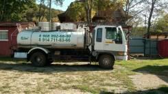 Hino Ranger FC. Продается грузовик асенизатор, илосос. Hino.6500 куб, 1999 г,, 7 000 куб. см., 6 500,00куб. м.