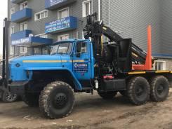 Урал 55571. Лесовозы , в наличии от завода 2017 г. в. Лизинг Доставка, 6 650 куб. см., 12 000 кг.