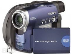 Sony DCR-DVD101E. с объективом