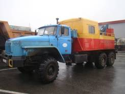 Урал 4320. УРАЛ-4320-1951-40 ИК 503Л-01, 11 200 куб. см.
