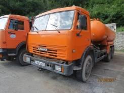 Коммаш КО-505А. Камаз-53215 КО-505А, 10 900 куб. см.