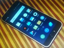 Meizu MX5. Новый, 16 Гб, Серый, Черный, Dual-SIM