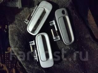 Ручка двери внешняя. Toyota Mark II, GX100, JZX100 Toyota Chaser, GX100, JZX100