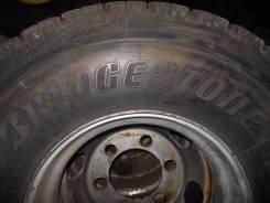 Bridgestone W900. Зимние, без шипов, без износа, 1 шт