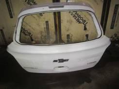 Дверь багажника Chevrolet Cruze 2009-2016 (Хетчбэк БЕЗ Стекла). Chevrolet Cruze L2W, LDD, LDE, LHD, LKR, LLW, LNP, LUD, LUJ, LUW, LVM, LXT