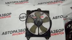 Вентилятор охлаждения радиатора. Toyota Caldina, AT191G, AT211G, AZT241W, AZT246W, CT190G, CT196V, CT197V, CT198V, CT199V, CT216G, ET196V, ST190G, ST1...
