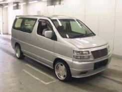 Nissan Elgrand. AVE50, QD32