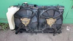 Вентилятор охлаждения радиатора. Subaru Impreza, GG3, GG2, GD3, GD2 Двигатели: EJ15, EJ152
