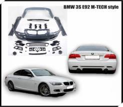 Обвес кузова аэродинамический. BMW 3-Series, E92. Под заказ