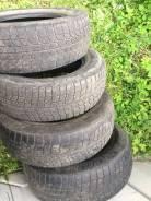 Michelin 4X4 A/T. Зимние, без шипов, 2012 год, износ: 80%, 4 шт