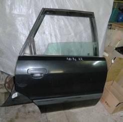 Дверь задняя R Audi 80 B3 в сборе