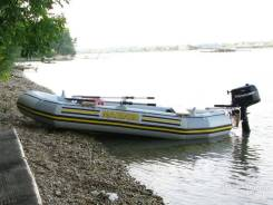 Intex Mariner. двигатель без двигателя