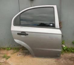 Дверь багажника. Chevrolet Aveo, T250