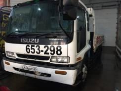 Isuzu Forward. Продам кран борт Исузу Форвард, 7 200 куб. см., 8 000 кг.