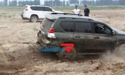 Фаркопы. Lexus GX460 Toyota Land Cruiser Prado, TRJ12, GRJ150L, TRJ150W, GRJ151W, GRJ150W, KDJ150L Двигатели: 2TRFE, 1KDFTV, 1GRFE