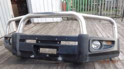 Бампер. Toyota Hilux Surf, VZN185W, VZN185