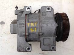 Компрессор кондиционера. Nissan X-Trail, T31, T31R, T31Z, TNT31 Двигатель QR25DE