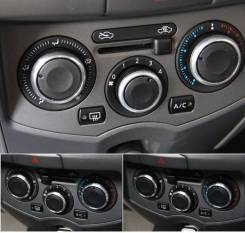 Блок управления климат-контролем. Nissan Tiida